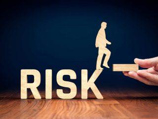 Risk Management Concept. Risk Manager Give Stability For Busines
